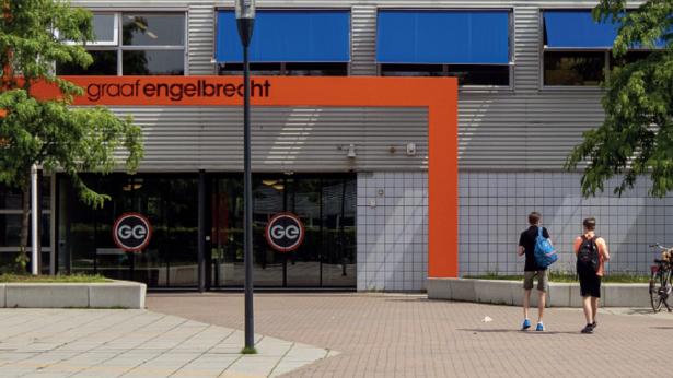 Middelbareschool Graaf Engelbrecht Breda